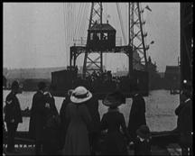 Middlesbrough On Film - Opening Transporter Bridge 1911 (c)NEFA